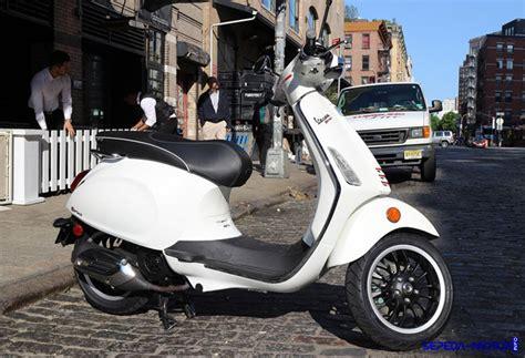 Modifikasi Vespa Sprint 2016 by Mesin I Get Andalan Vespa Sprint Dan Primavera 150cc