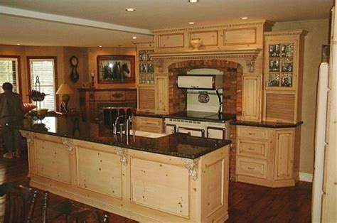 pine kitchen cabinets pine kitchen cabinets original rustic style kitchens