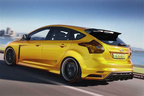 2015 Ford Focus Rs by 2015 Ford Focus Rs 2017 And 2018 Cars Reviews