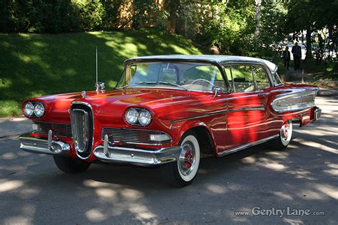 Ford Automobiles by 1958 Edsel Citation Gentry Automobiles
