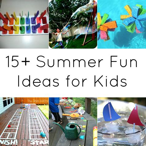 ideas for children 15 summer ideas for a owl