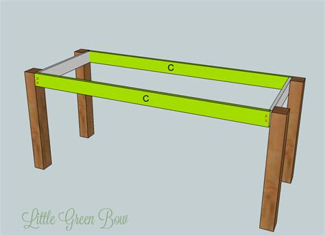 build your own dining table plans pdf diy build your own dining table build steady
