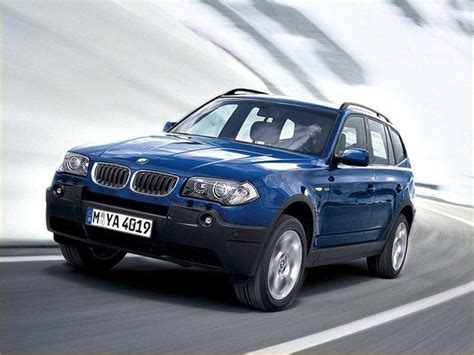 Bmw E83 by 2005 Bmw X3 2 0i E83 Related Infomation Specifications