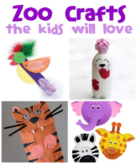zoo crafts for zoo projects for toddlers pictures to pin on