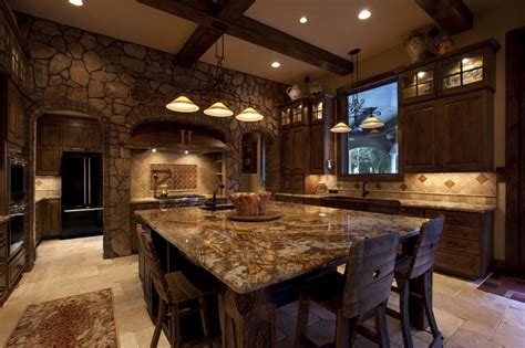 kitchen style design 25 ideas to checkout before designing a rustic kitchen