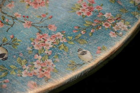 decoupage with napkins on wood 25 best ideas about decoupage furniture on
