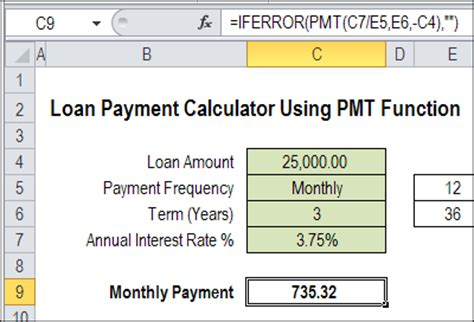 can i make a car payment with my credit card excel loan payment calculator contextures