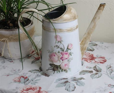 decoupage tutorials watering can decoupage tutorial step by step by kasia1989