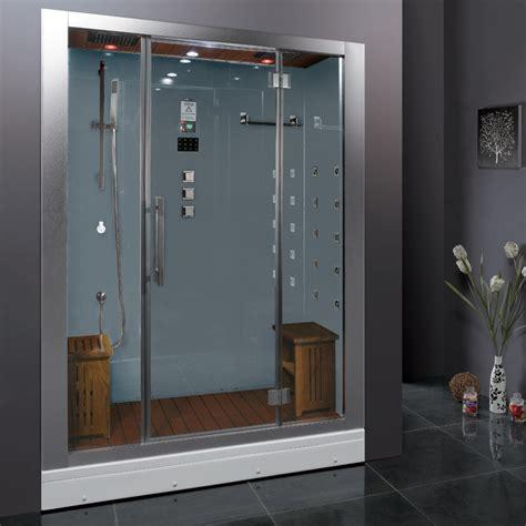 bath canada dz972f8 steam shower 59 1 quot x32 5 quot x87 quot bath canada