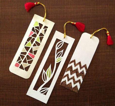 paper craft bookmarks pretty paper cutting diy bookmarks
