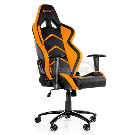 Orange Gaming Chair by Ak Racing Player Gaming Chair Black Orange Ocuk