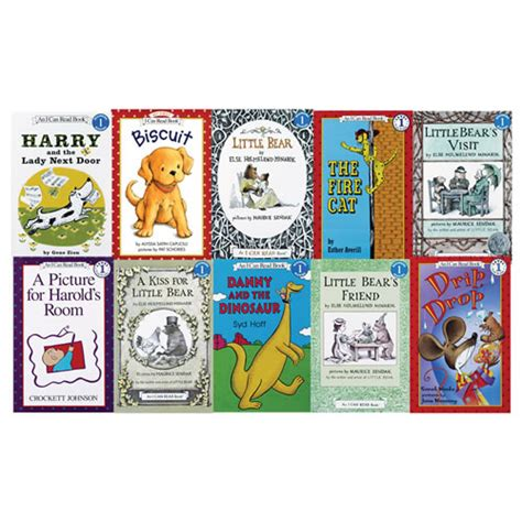 where can i read i can read books grades k 1 set of 10