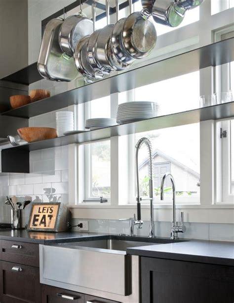 Kitchen Windows Over Sink by Kitchen Window Shelves Contemporary Kitchen Nb