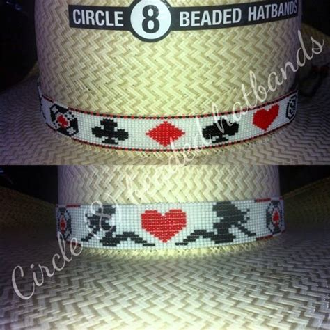 beaded hat band patterns 17 best images about beaded things on bead
