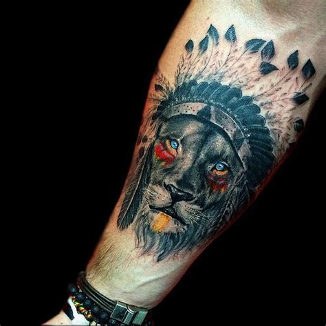 70 lion tattoo designs you must see mens craze