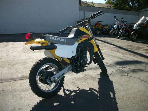 2000 Suzuki Ds80 buy 2000 suzuki ds80 dual sport on 2040motos