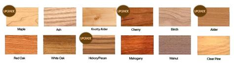 Types Of Wood Cabinets Plans Diy Free Free