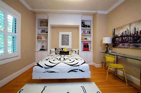 home office bedroom 25 creative bedroom workspaces with style and practicality