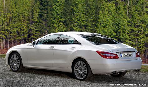 2011 Mercedes Cls by Image 2011 Mercedes Cls Rendering Size 1024 X 602