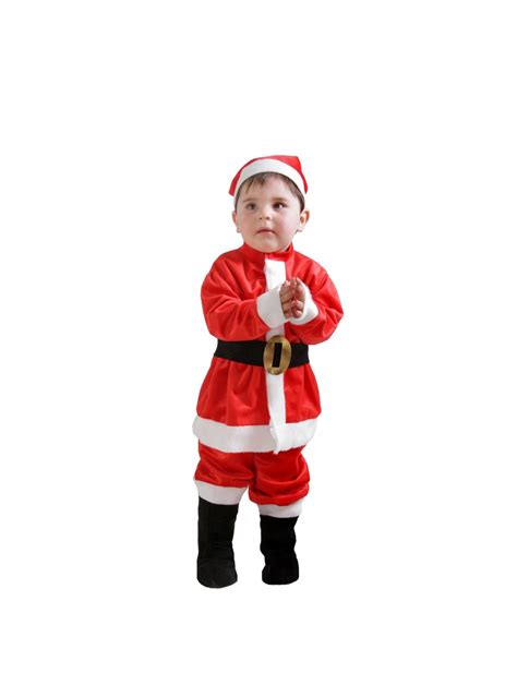 buy santa claus costume santa claus baby costume buy at funidelia