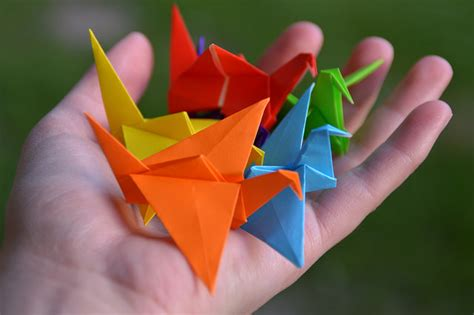 math origami projects origami mathematics in creasing