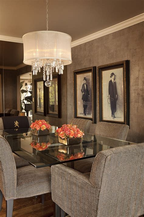 dining room chandeliers ideas delightful mini burlap chandelier shades decorating ideas