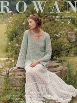 knit wear magazine subscription rowan knitting crochet magazine 43 magazine knit rowan