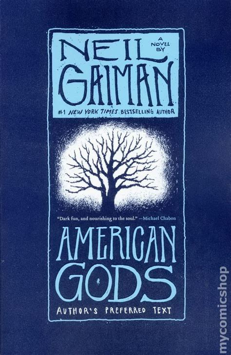 neil gaiman picture books american gods tpb 2013 10th anniversary edition novel by