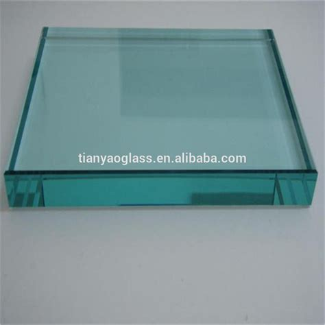4mm Clear Toughened Glass Tempered Glass Price Float Glass