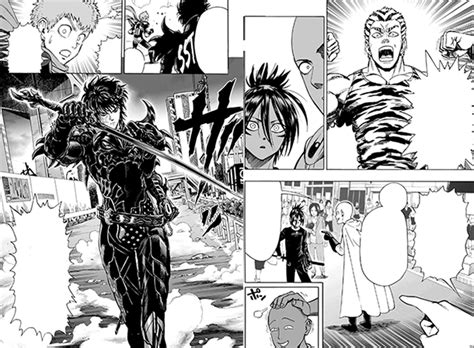 one puch le one punch adapt 233 en anime