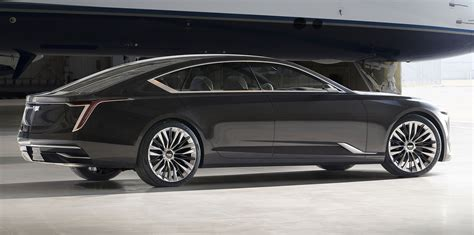Cadillac Concept by Cadillac Escala Concept Debuts Brand S New Styling