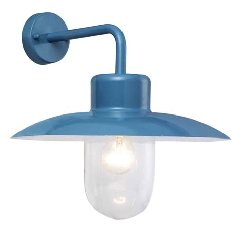 Lamps On Wall by Blooma Mara Blue Wall Light Review Compare Prices Buy