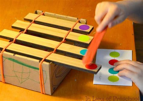 instrument crafts for musical instrument crafts preschool