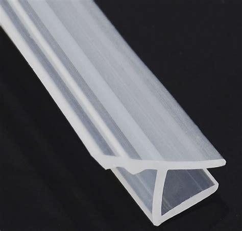 rubber seals for shower doors silicone glass door weather magnetic shower door