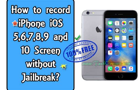 how to make an iphone work without a sim card how to record your iphone s screen without jailbreak 100