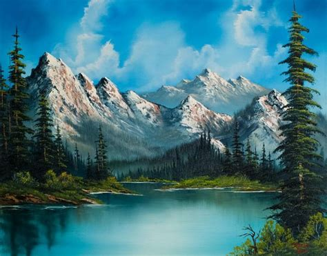 bob ross paintings for sale canvas prints bob ross natures grandeur 86102 bob ross