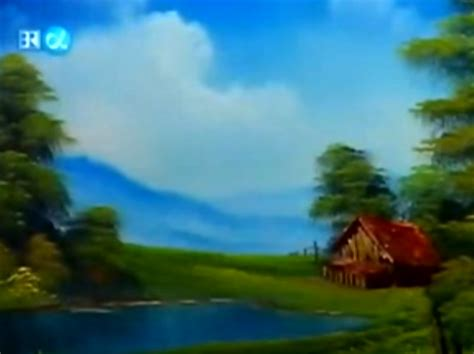 bob ross painting home in the valley twoinchbrush bob ross database list of all bob ross