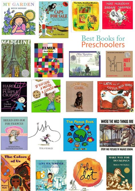 best picture books how to select books for your preschool library kidskouch