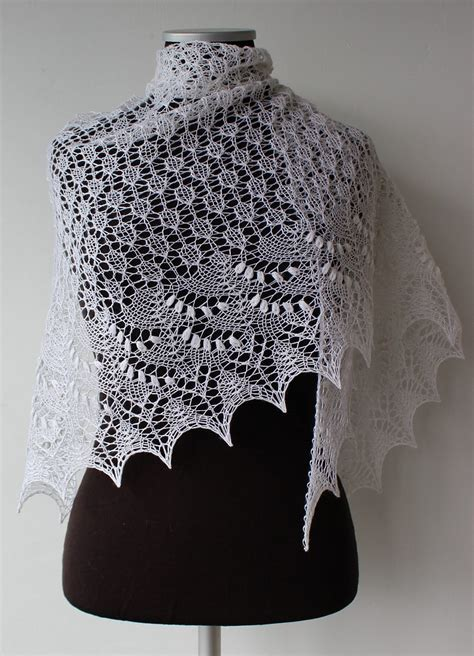 crescent shawl knitting pattern lace shawl and wrap knitting patterns in the loop knitting