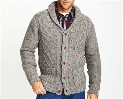mens knitted cardigan cardigan cable knit sweaters cardigan with buttons