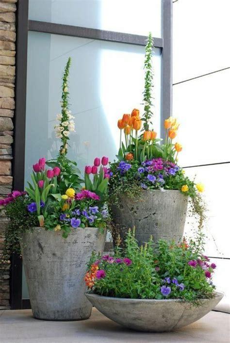 Blumenkübel Bepflanzen Vorschläge by Kreative Ideen F 252 R Blument 246 Pfe In Ihrem Garten Archzine Net