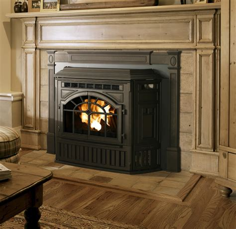 wood pellet fireplace insert reviews wood vs pellet fireplace insert fireplaces