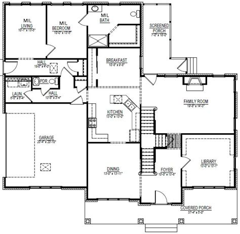 floor plans with in suite in suite stanton homes