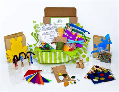 craft box green crafts monthly subscription promo code