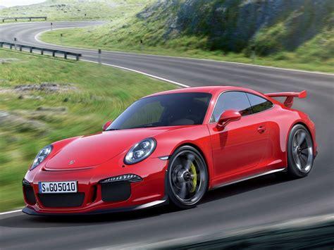 Porsche 911 Gt3 by 2014 Porsche 911 Gt3 991 Gets Official Photos