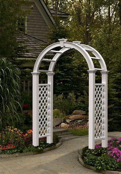 Garden Arbor Archway My Garden Trellis Make Your Garden Beautiful