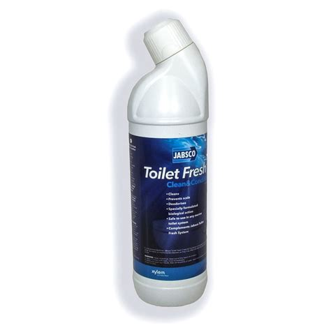 Jabsco Toilet Cleaner jabsco toilet fresh clean and condition toilet cleaner 1