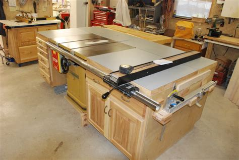 best table saw for woodworking table saw cabinets by denniemac lumberjocks