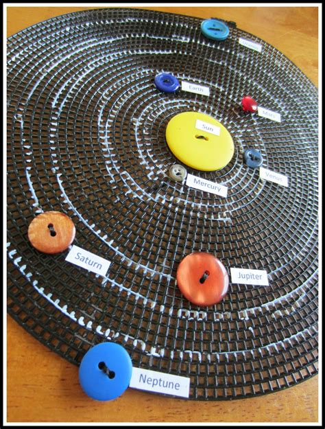 solar system craft projects relentlessly deceptively educational solar system