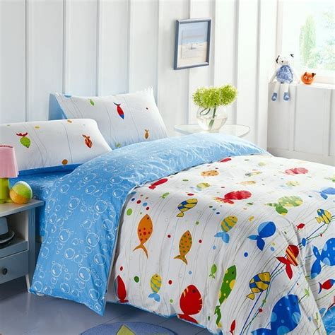 fish comforter sets finding nemo fish bedding bedding sets boys and